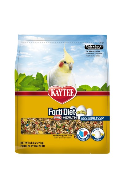 Kaytee Forti-Diet Egg-Cite! Cockatiel