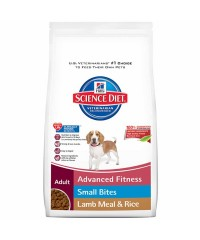 Science Diet Adult Dog Lamb Meal and Rice Small Bites