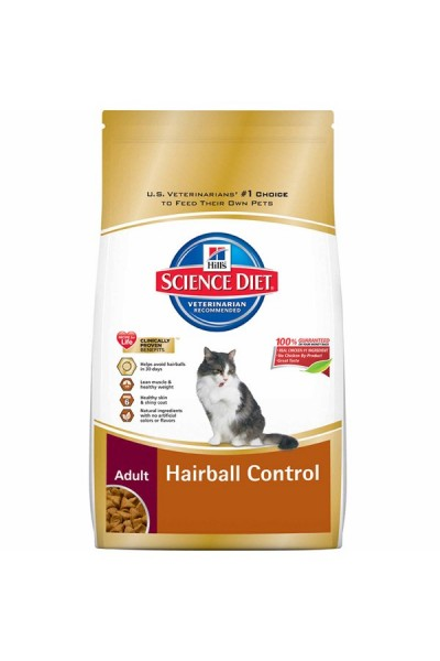 Science Diet Adult Cat Hairball