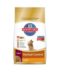 Science Diet Adult Cat Hairball Light