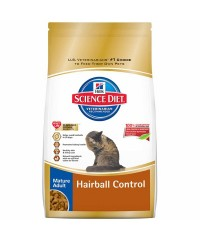 Science Diet Mature Adult Cat Hairball Control