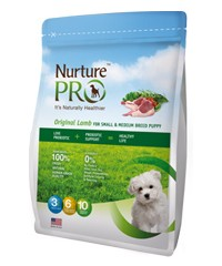 Nurture Pro Puppy Lamb and Rice
